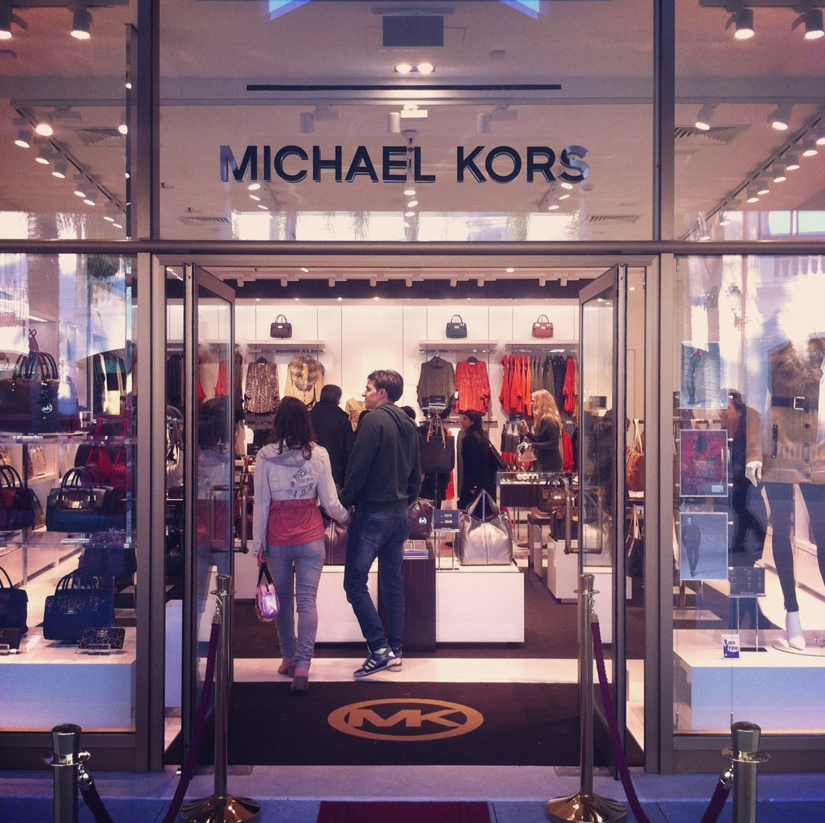 Michael Kors at La Reggia Designer Outlet – My Glamour Attitude