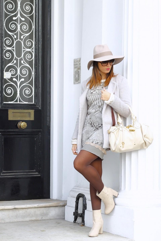 Outfit, London, Londra, My Glamour Attitude, Fashion Blog, Look, Fashion, Moda, Risskio, A la fois, Chloè, Romantic, Bon Ton, Style, Street Style, Travel, Maria Giovanna Abagnale