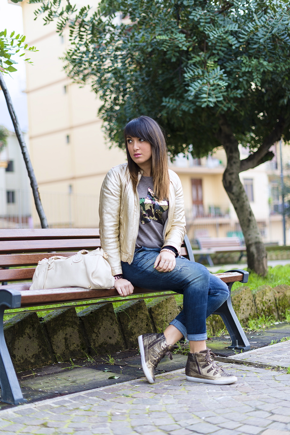 My Glamour Attitude, Outfit, Risskio, Khriò, Diesel, Look, Fashion Blog, Sporty, Casual