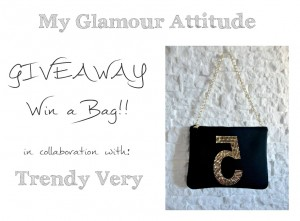 my glamour attitude, fashion, oda, contest, bag, giveaway, trendy very