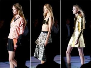 Fausto Puglisi fashion show, mfw, milano, fashion week, moda donna, settimana della moda, sfilata, my glamour attitude, fashion blog, outfit, look, ss 2015, collezione