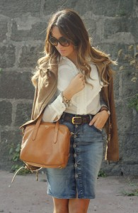 outfit, denim icons, la reggia, outlet, gas, fossil, louis vuitton, napoli, look