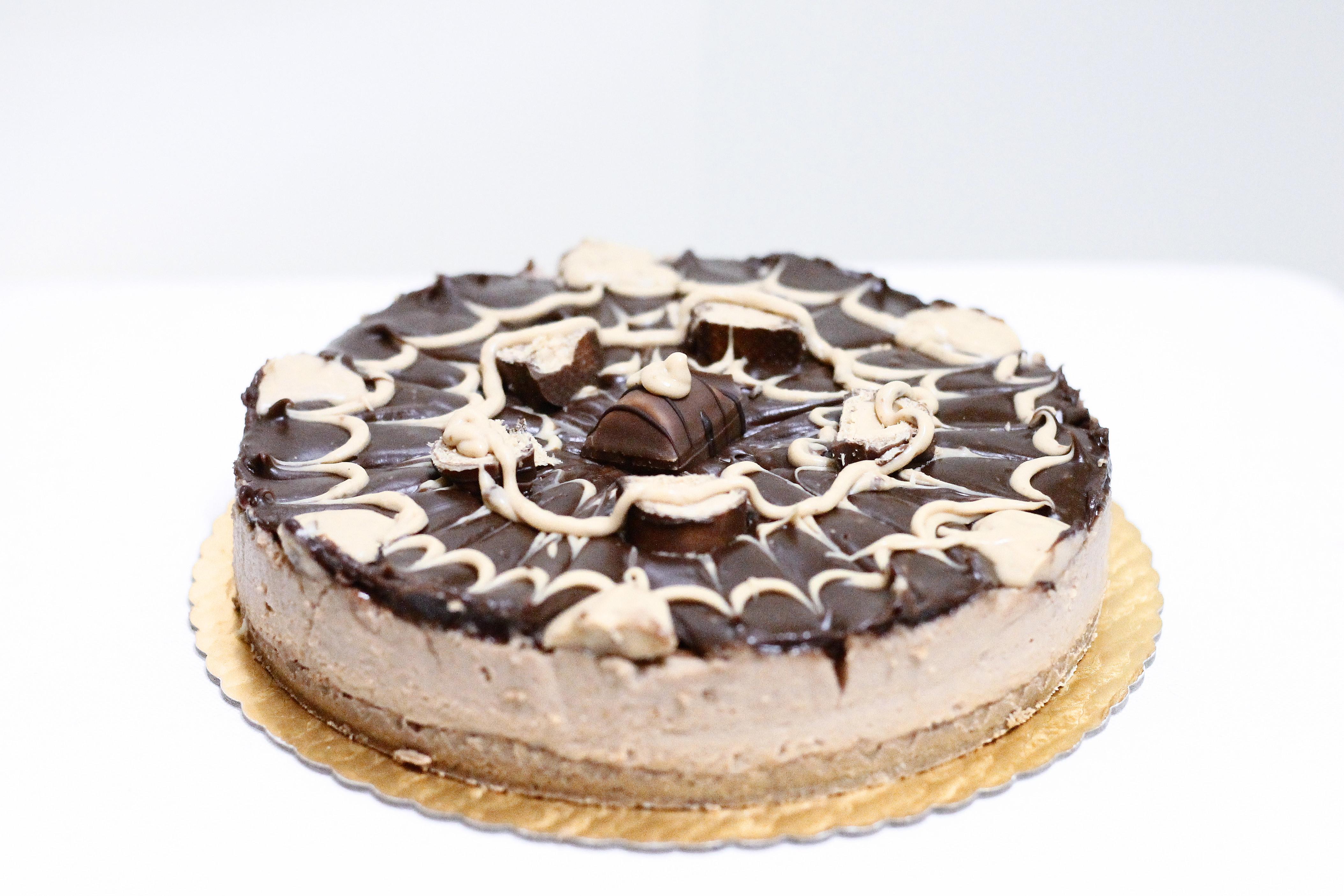 Ricetta Cheesecake Nutella E Kinder Bueno.Cheesecake Kinder Bueno My Glamour Attitude