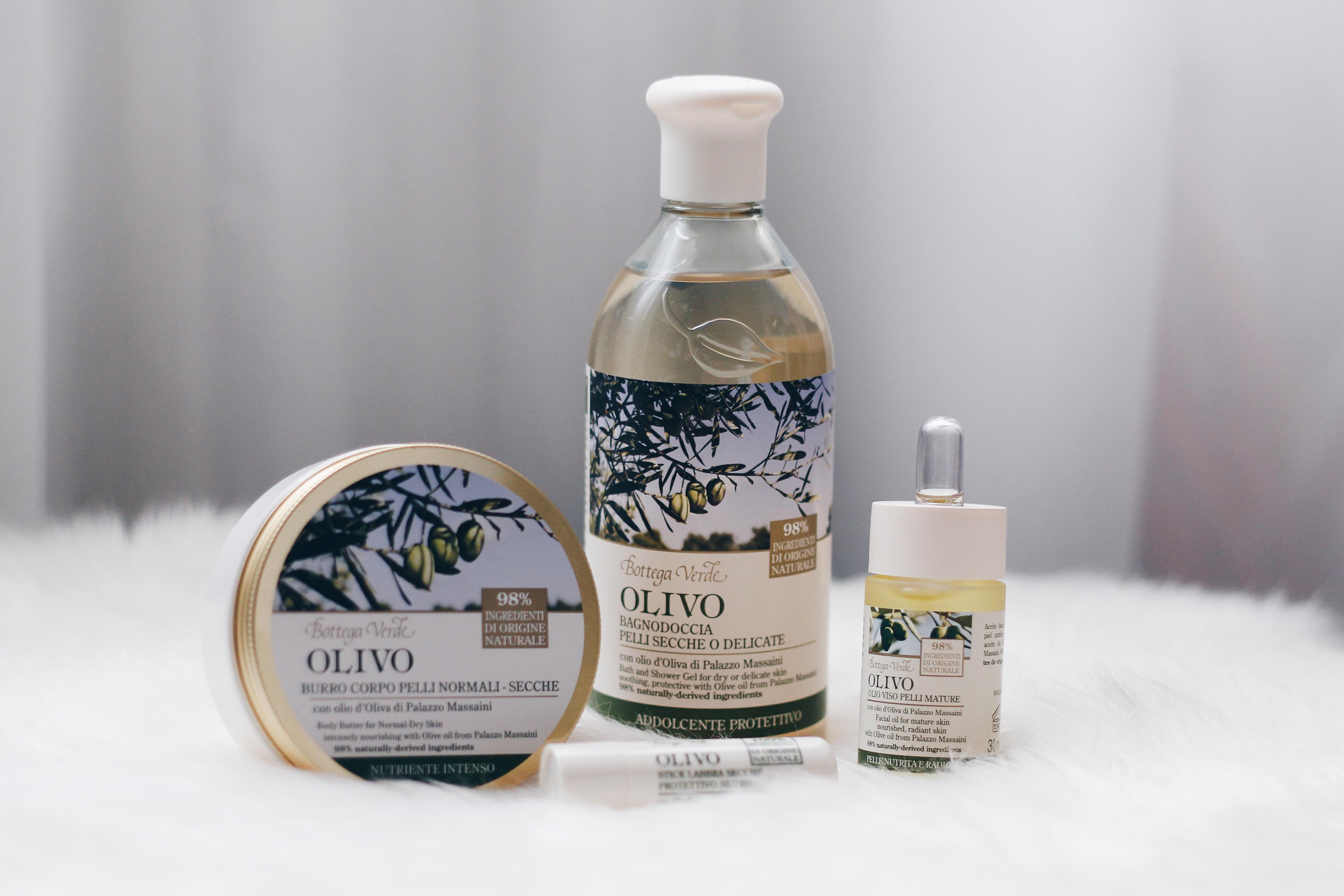 Bagno Doccia Bottega Verde : Scegli la natura con linea olivo di bottega verde u2013 my glamour attitude