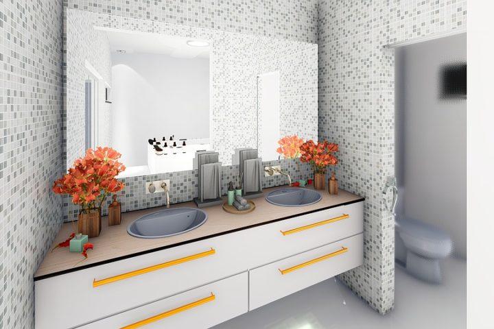 Mobile Da Bagno Glamour : Mobili sospesi eleganza e pulizia anche in bagno u my glamour